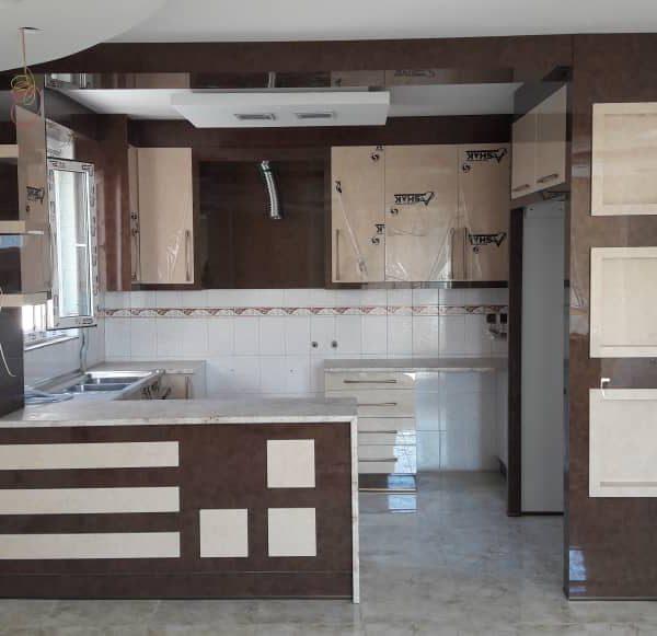 کابینت آشپزخانه در اصفهان - کابینت آراد